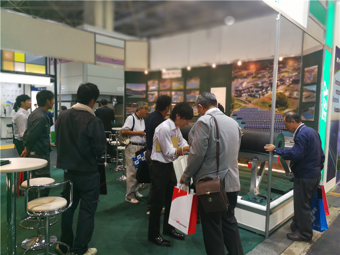 September 2017 Energy Fair in Osaka 2