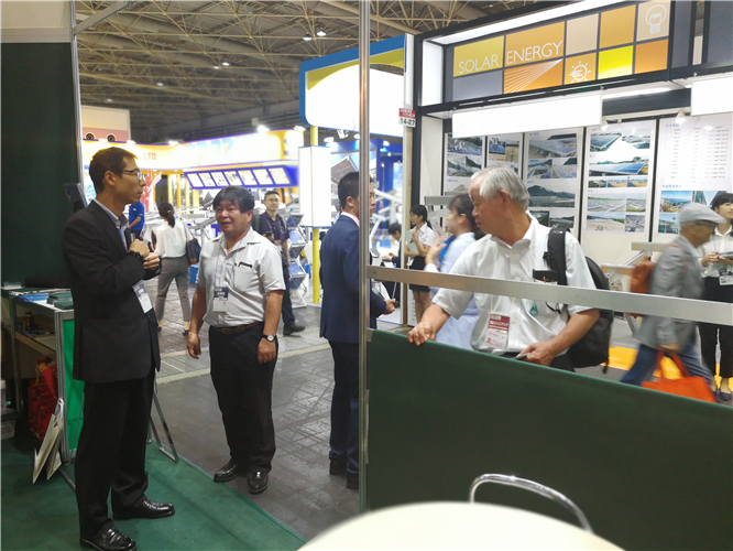 September 2017 Energy Fair in Osaka 3